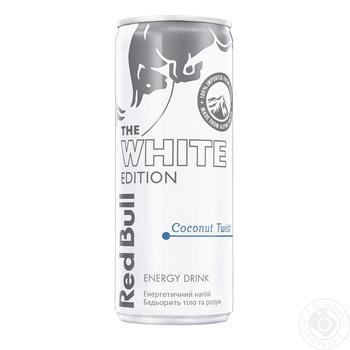 Energy Drink Red Bull Coconut 0.25л - buy, prices for Furshet - image 1
