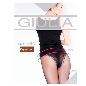 Колготки Giulia Body женские visone 40ден 2р - купить, цены на Таврия В - фото 1