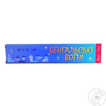 Sparklers 16cm 11pcs - buy, prices for Tavria V - image 1