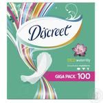 Discreet Daily Liners Deo Water Lily 100pcs