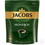 Кофе Jacobs Monarch растворимый сублимированный 170г