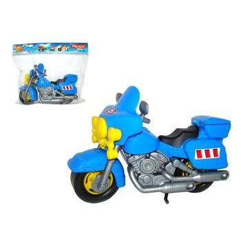 Игрушка Полесье Мотоцикл полицейский Харлей