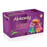 Чай Alokozay Асорті пакетований 25шт 50г