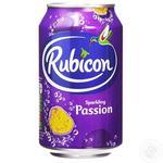 Напиток Rubicon Маракуйя ж/б 0.33л - купить, цены на Восторг - фото 1