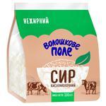 Сир кисломолочний Волошкове Поле нежирний 0% 330г