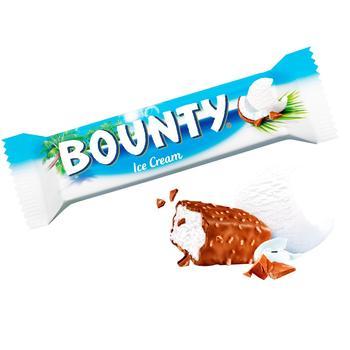 Мороженое Bounty 39.1г - купить, цены на Ашан - фото 1
