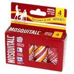 Mosquitall Adhesive Tape 4pcs
