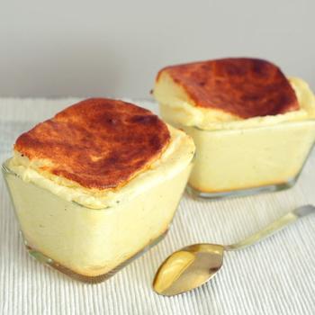 Сырное суфле