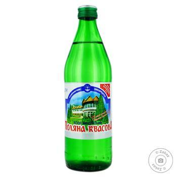 Вода Поляна Квасова мінеральна 500мл - купити, ціни на Фуршет - фото 1