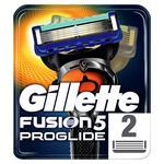 Gillette Fusion5 ProGlide replaceable shaving cartridges 2pcs