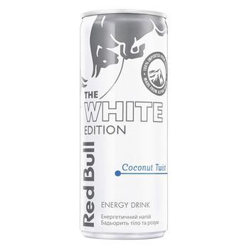 Напиток энергетический Red Bull Coconut ж/б 0,25л