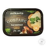 Сыр плавленный Милкавита с белыми грибами 40% 170г