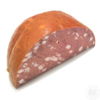 Capital Boiled Sausage of the Highest Grade - buy, prices for Auchan - photo 1