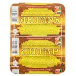 Продукт сырный Янтар плавленый пастообразный 60% 200г