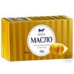Масло солодковершкове Novus Селянське 73% 200г - купити, ціни на Novus - фото 2