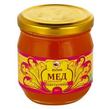 Vulyk Flower Honey 300g
