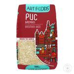 Рис Art Foods Басмати шлифованный длиннозернистый 1кг