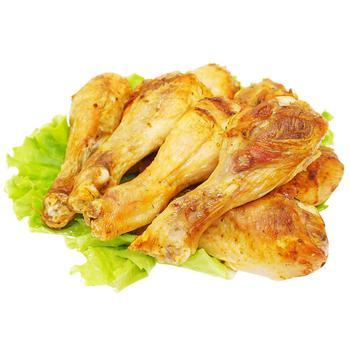 Grilled Chicken Shins