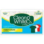 Duru Clean White Laundry Soap 125g
