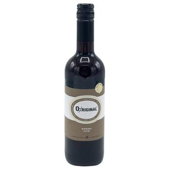 Вино Jose Maria de Fonseca красное сухое 0.5% 0.75л - купить, цены на Восторг - фото 1