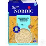 Хлопья овсяные Nordic 1,5кг