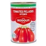 Томати Rodolfi очищені консервовані 400г