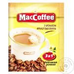 MacCoffee Drink coffee instant French vanilla 3in1 18g