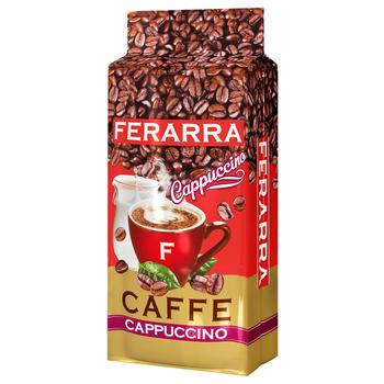 Ferarra Cappuccino Ground coffee 250g - buy, prices for MegaMarket - image 1