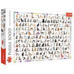 Trefl 208 Cats Puzzles 1000 elements