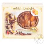 Pasha Orange Turkish Delight 200g