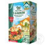 Porridge Vasha Kasha 5 cereals with fiber 400g - buy, prices for EKO Market - photo 1