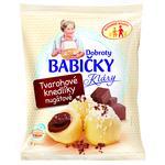 Творожные кнедлики Dobroty Babicky Klary с нугой 600г