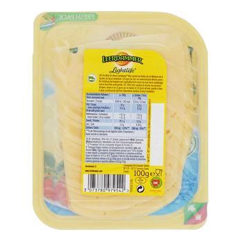 Сир твердий Leerdammer Lightlife 30% 100г - купити, ціни на CітіМаркет - фото 2