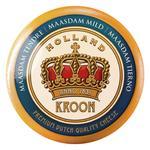 Сыр Kroon Маасдам 45% весовой - купить, цены на Фуршет - фото 1