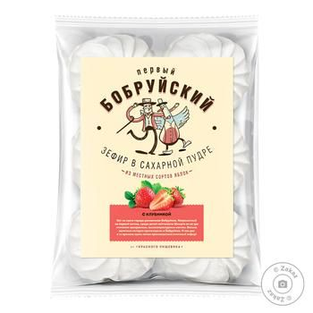 Зефір Перший Бобруйський полуниця 250г - купити, ціни на Восторг - фото 1