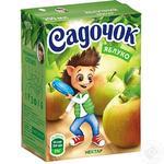 Нектар Садочок яблучний 0,2л