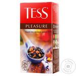 Чай черный Tess Pleasure в пакетиках 25шт*1.5г