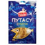 Путасу Varto сушена солона 35г