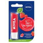 Nivea Strawberry Glow Lip Balm 4.8g