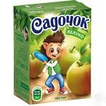 Sadochok apple nectar 0,2l