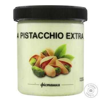 Морозиво La Gelateria Italiana Фісташка №4 330г - купити, ціни на CітіМаркет - фото 1