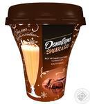 Йогуртный коктейль Даниссимо Shake&go Капучино 5,2% 260г