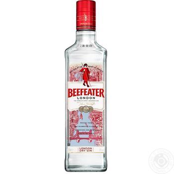 Джин Beefeater 40% 0,7л