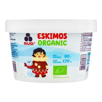 Мороженое Eskimos organic 90г - купить, цены на СитиМаркет - фото 1
