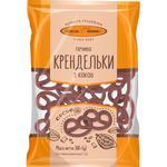 Печенье Киевхлеб Крендельки с какао 260г