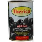 Black olives pitted Iberica 420g