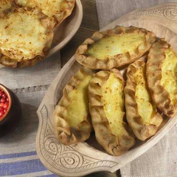 Калитки (карельские пирожки) с начинкой