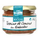 Террин Монбазилак Les Bocades з мясом утки и вином 175г