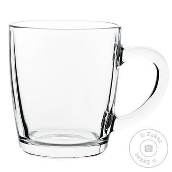 Чашка Basik чайна 350мл арт.55531 - купити, ціни на МегаМаркет - фото 1