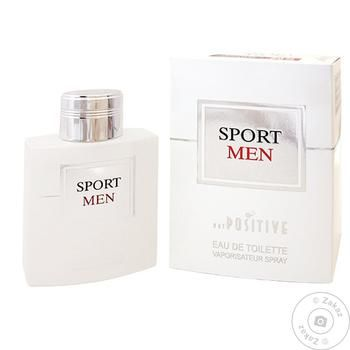 Вода туалетна Alain Aregon Sport Men чоловіча 90мл